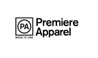 PA PREMIERE APPAREL MADE IN USA
