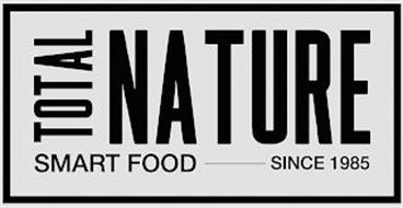TOTAL NATURE SMART FOOD SINCE 1985