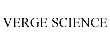VERGE SCIENCE