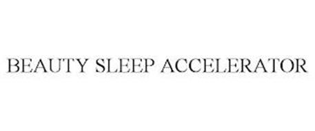 BEAUTY SLEEP ACCELERATOR