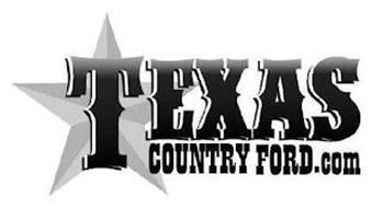 TEXAS COUNTRY FORD.COM