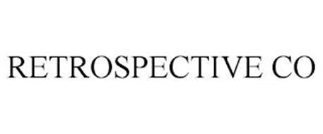 RETROSPECTIVE CO