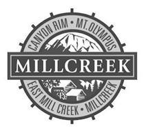 CANYON RIM MT. OLYMPUS MILLCREEK EAST MILLCREEK