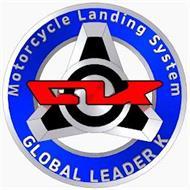 GLK MOTORCYCLE LANDING SYSTEM GLOBAL LEADER K