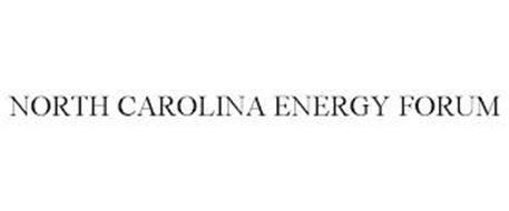 NORTH CAROLINA ENERGY FORUM