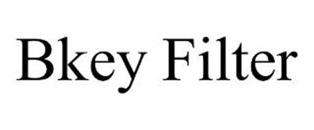 BKEY FILTER