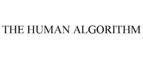 THE HUMAN ALGORITHM
