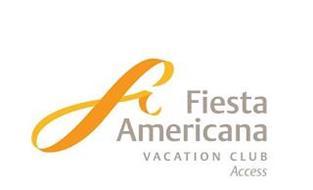 F FIESTA AMERICANA VACATION CLUB ACCESS