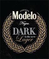 CERVEZA MODELO NEGRA. DARK - IS THE NEW- LAGER