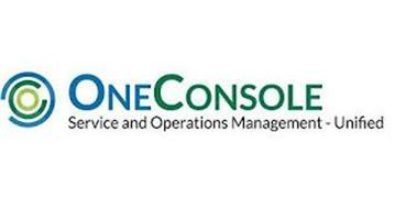 ONECONSOLE SERVICE AND OPERATIONS MANAGEMENT - UNIFIED