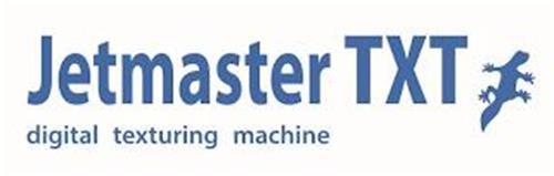 JETMASTER TXT DIGITAL TEXTURING MACHINE