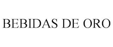 BEBIDAS DE ORO
