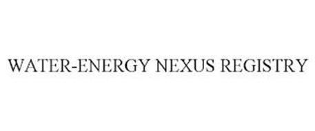 WATER-ENERGY NEXUS REGISTRY