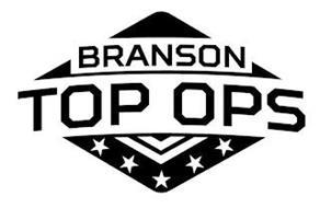 BRANSON TOP OPS