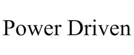 POWER DRIVEN