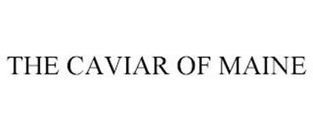 THE CAVIAR OF MAINE