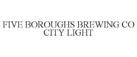 FIVE BOROUGHS BREWING CO CITY LIGHT