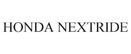 HONDA NEXTRIDE