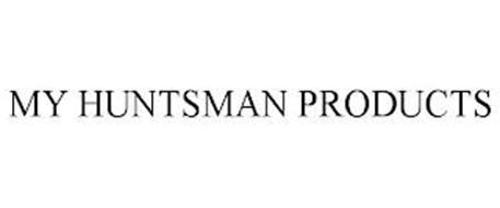 MY HUNTSMAN PRODUCTS