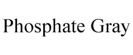 PHOSPHATE GRAY