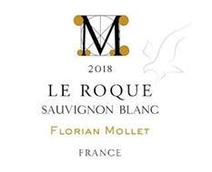 M 2018 LE ROQUE SAUVIGNON BLANC FLORIANMOLLET FRANCE