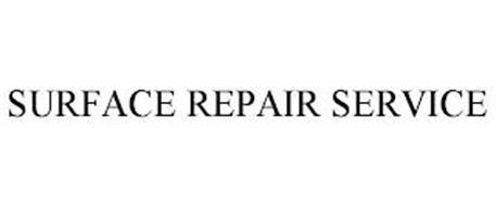 SURFACE REPAIR SERVICE