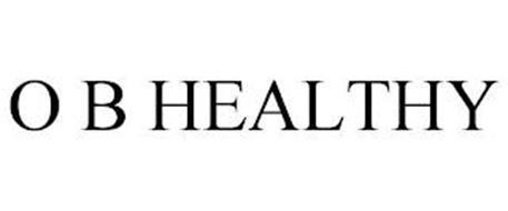 O B HEALTHY