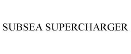 SUBSEA SUPERCHARGER