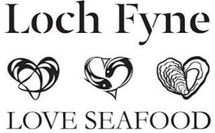 LOCH FYNE LOVE SEAFOOD