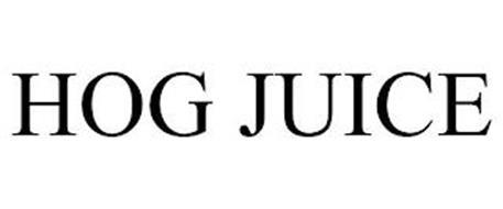 HOG JUICE