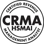 CERTIFIED REVENUE MANAGEMENT ANALYST CRMA HSMAI