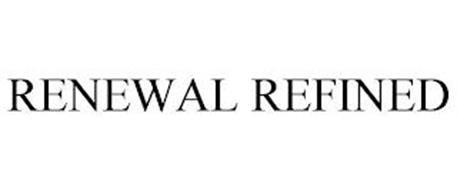 RENEWAL REFINED