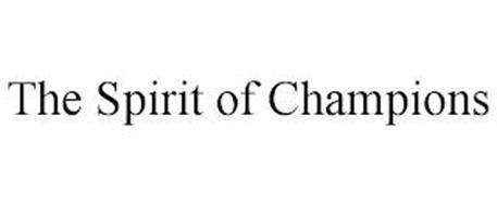 THE SPIRIT OF CHAMPIONS
