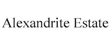 ALEXANDRITE ESTATE