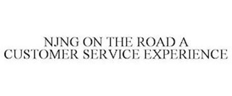 NJNG ON THE ROAD A CUSTOMER SERVICE EXPERIENCE