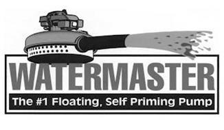 WATERMASTER THE #1 FLOATING, SELF PRIMING PUMP
