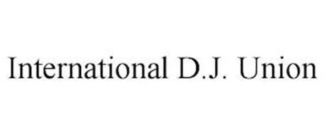 INTERNATIONAL D.J. UNION