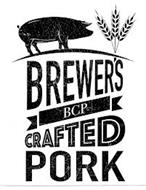 BREWER'S BCP CRAFTED PORK
