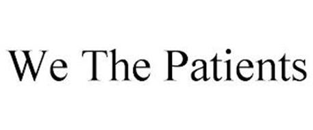 WE THE PATIENTS