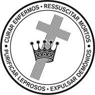 ·CURAR ENFERMOS· RESSUSCITAR MORTOS· PURIFICAR LEPROSOS· EXPLUSAR DEMONIOS