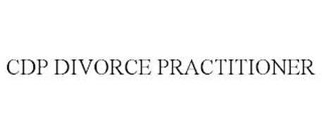 CDP DIVORCE PRACTITIONER