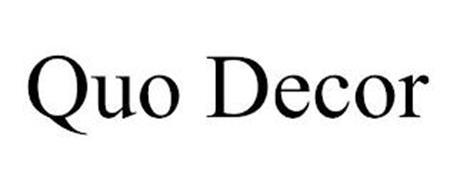 QUO DECOR