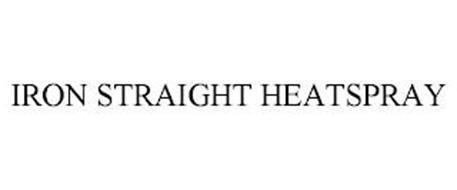 IRON STRAIGHT HEATSPRAY