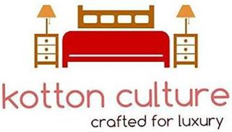 KOTTON CULTURE AND CRAFTED FOR LUXURY