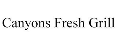 CANYONS FRESH GRILL