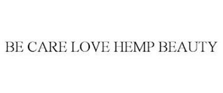 BE CARE LOVE HEMP BEAUTY