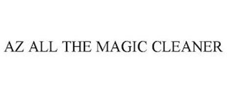 AZ ALL THE MAGIC CLEANER