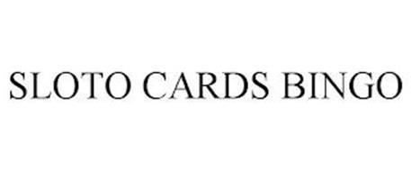 SLOTO CARDS BINGO