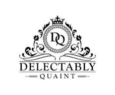 DQ DELECTABLY QUAINT