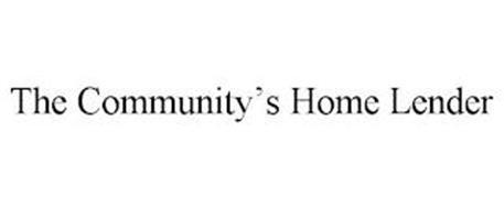 THE COMMUNITY'S HOME LENDER